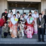 千早赤阪村 成人式が行われました!成人の皆さん、おめでとう!