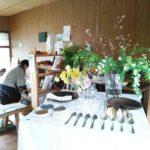 移住してきたせいちゃん&たみちゃん夫妻のおうち開き「春を紡ぐ/春支度展」に行ってきました!